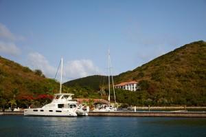 Peter Island Marina 2