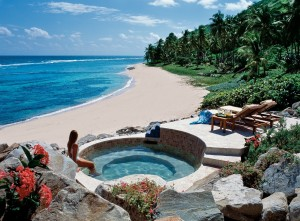 Peter Island Spa Jacuzzi