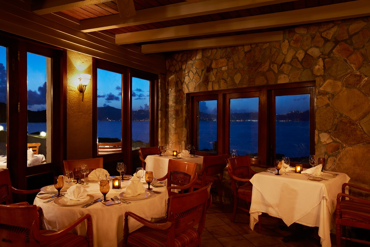Tradewinds Restaurant British Virgin Islands