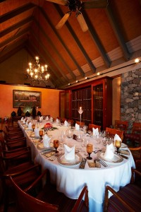 Peter island Tradewinds wine room